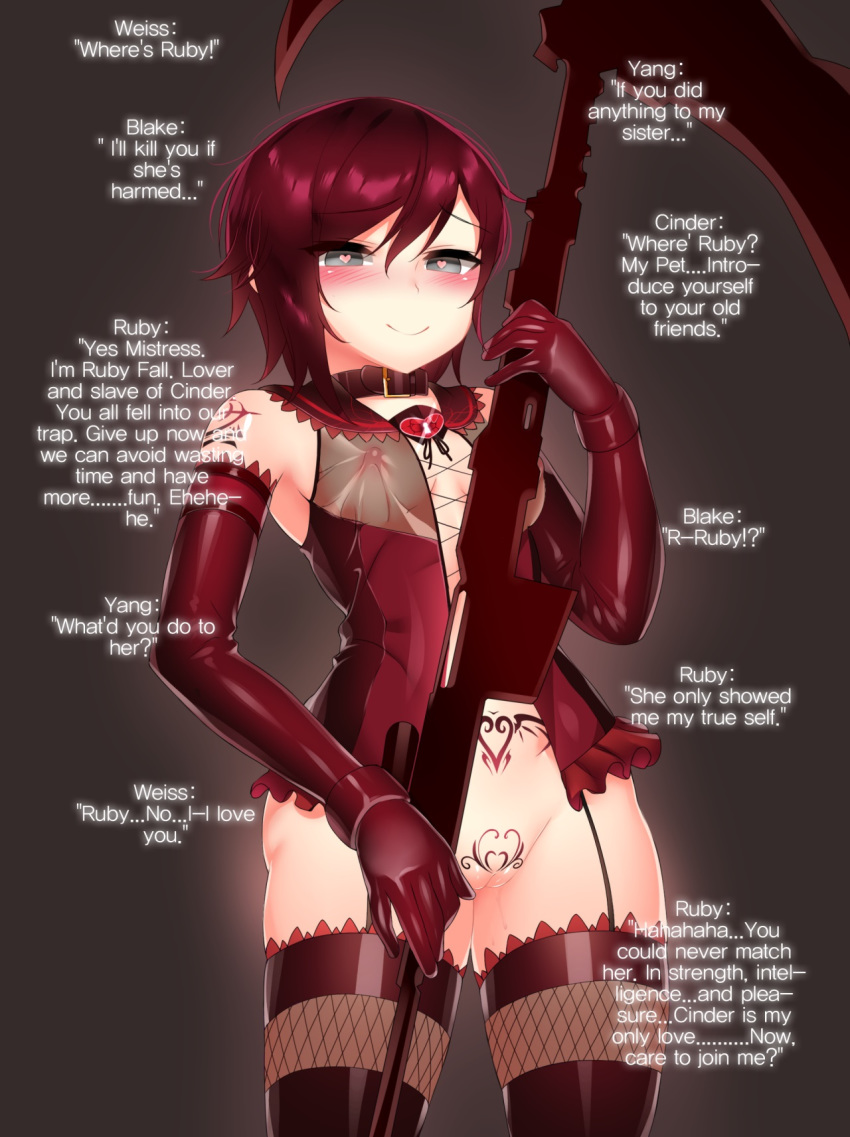rwby and blake ruby fanfiction lemon What is of the internet