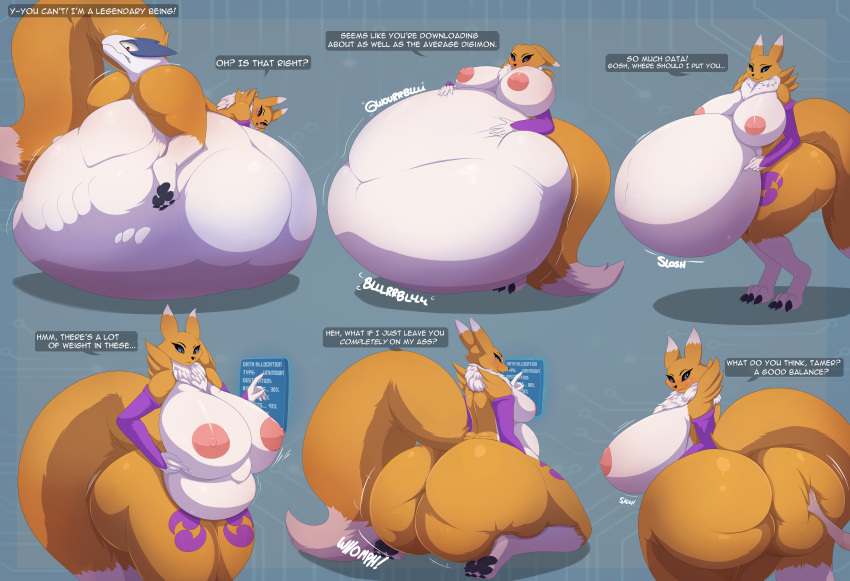 furs gain fat female weight Is this a zombie tomonori